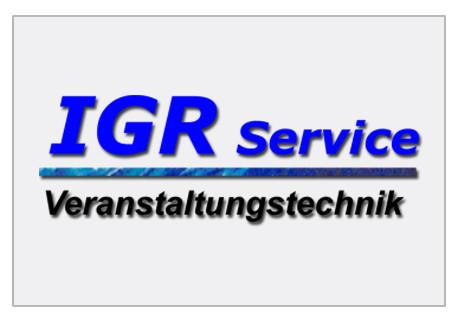 IGR Veranstaltungstechnik