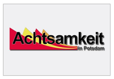 Achtsamkeit in Potsdam