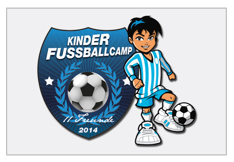 Kinder-Fussballcamp Berlin-Moabit